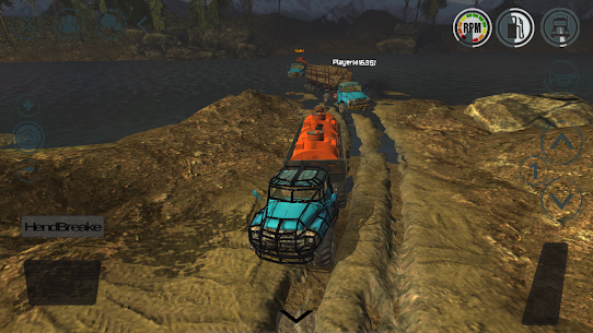 Offroad online (Reduced Transmission HD 2020 RTHD) Mod Apk Download For Android and Iphone 3