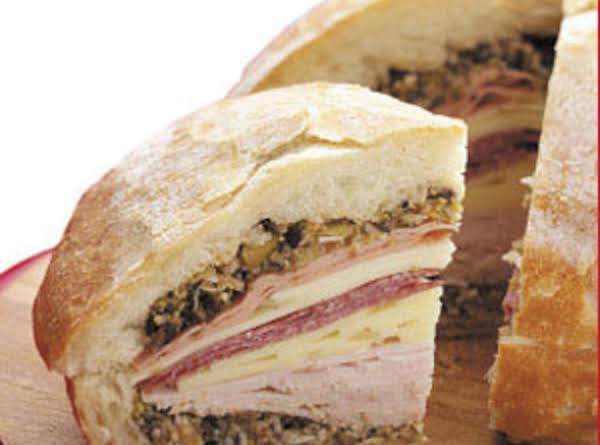 A Great Sandwich For Summer Gatherings!  I Make These And They Go Like Hotcakes!
