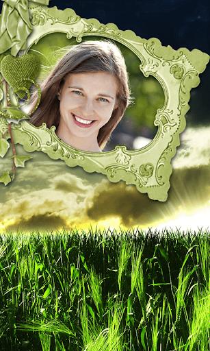 Nature Photo Frames free