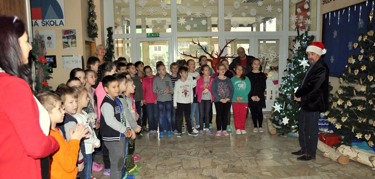 Slávnostné rozsvietenie vianočného stromčeka 2017