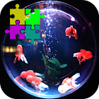 Awesome Aquarium Jigsaw Puzzle Game
