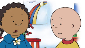 Caillou the Artiste thumbnail