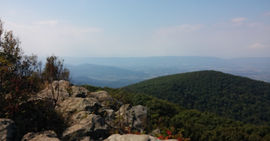 Hawksbill Summit Hike