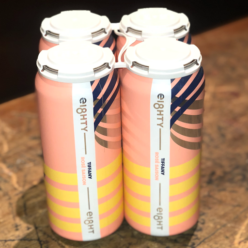 Eighty Eight Brewing Tiffany Rose Saison (4 Pack)