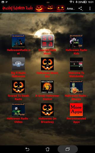 Amazing Halloween Radio