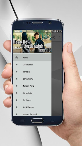 Reza Re - Maafkanlah New HD 1.8 screenshots 2