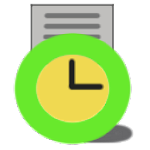 TimeCard Widget record simple 1.12
