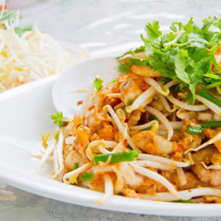 Real Vegetarian Pad Thai