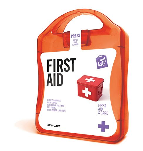 First Aid Kits & Travel Kits to Brand
