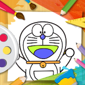 Learn Drawing Doraemon