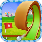 Mini Golf Games - Retro City