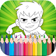 Coloring Pages For Ben Ten And Aliens APK