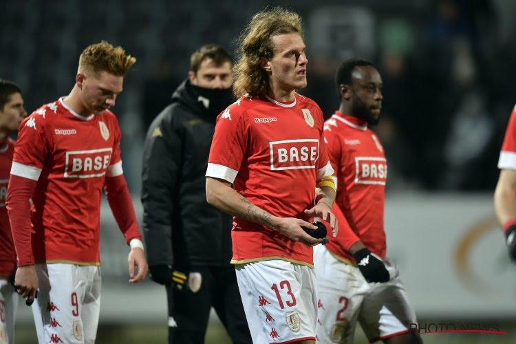 """Les joueurs du Standard secoués par leurs supporters : """"Nous ne nous cachons pas"""""""
