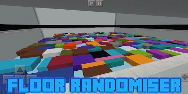 Floor Randomiser Map for MCPE - náhled