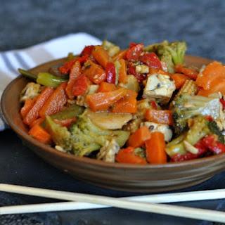 Veggie Stir Fry Gluten Free Recipes
