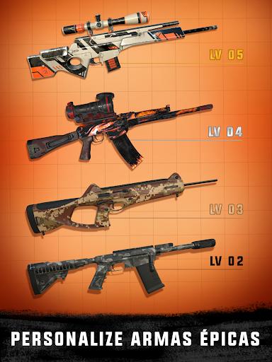 Sniper 3D Assassin FPS Grátis