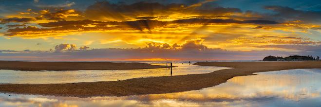 Photo: Terrigal Lagoon This morning