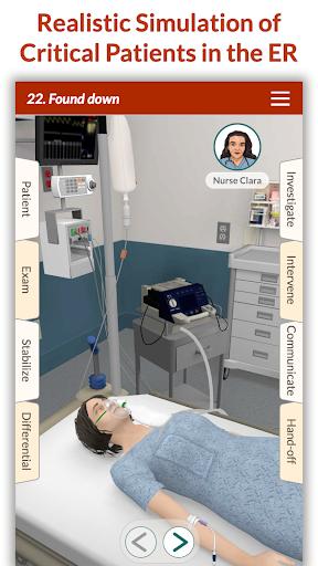 Full Code - Emergency Medicine Simulation 2.0.2 screenshots 1