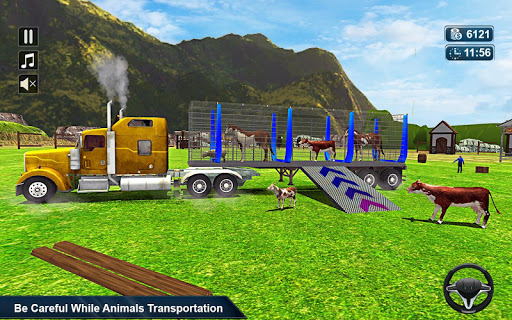 Download Jurassic Zoo Animals Transport on PC & Mac with