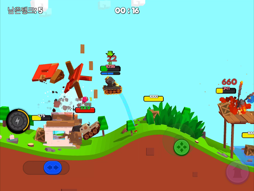 BOOM Tank Showdown screenshot 8