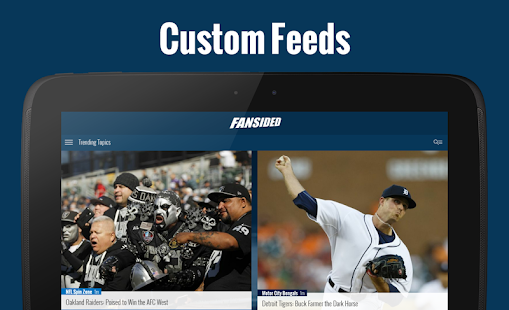 FanSided | Sports & Ent. News- screenshot thumbnail