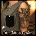 Arm Tattoo Design icon