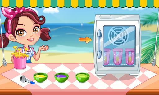 Cook ice pop maker multi color 1.0.0 screenshots 5