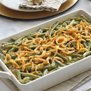 How to Make Creamy Green Bean Casserole Lunch