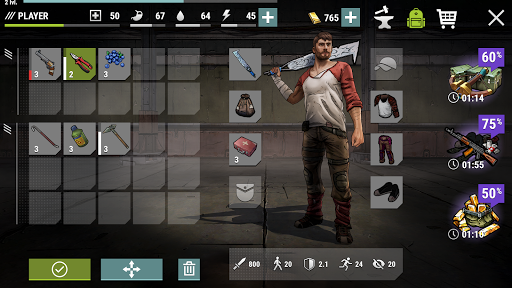 Dark Days: Zombie Survival 1.3.1 Screenshots 5