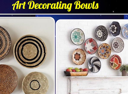 Art Decorating Bowls - náhled