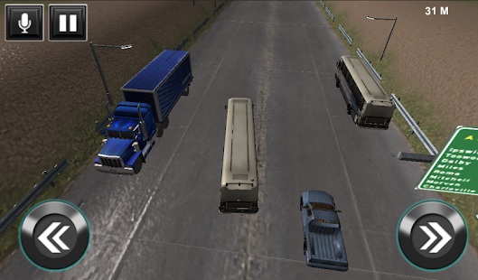 Bus Highway Traffic Simulator- screenshot thumbnail