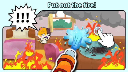 Baby Panda's Fire Safety screenshot 12