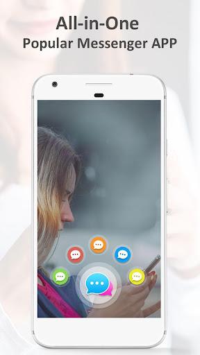 Hub Messenger - The Final All-in-One Messenger 1.0.1 screenshots 1