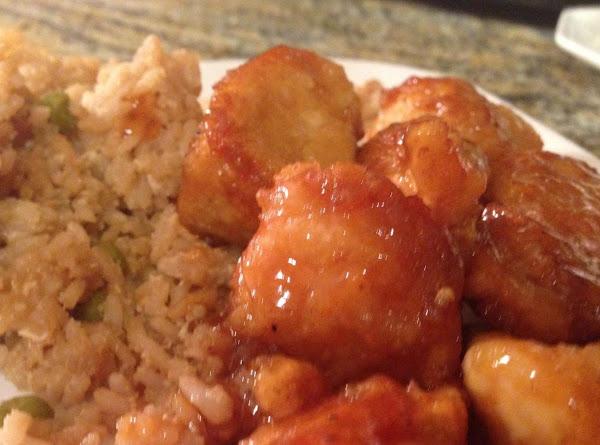 Baked Honey Chicken Recipe