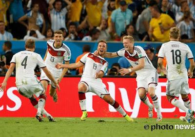 Bij Duitsland zijn er enorm veel jongens die kunnen scoren