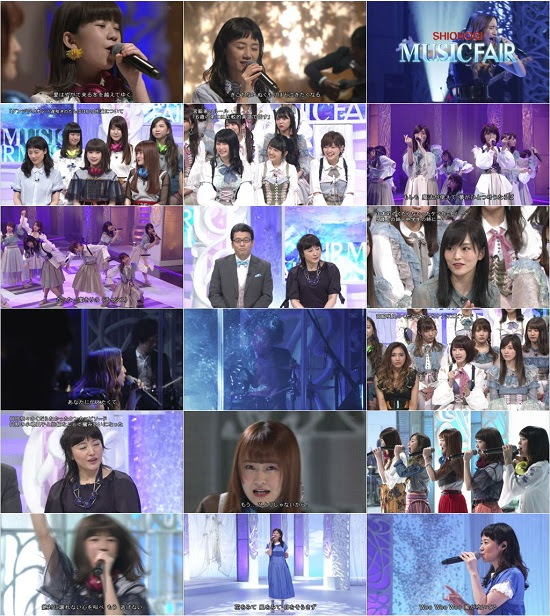 (TV-Music)(1080i) AKB48 – Music Fair (Full Show) 170603