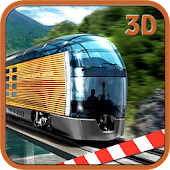 RailRoad Crossing 🚅 Train Simulator Game