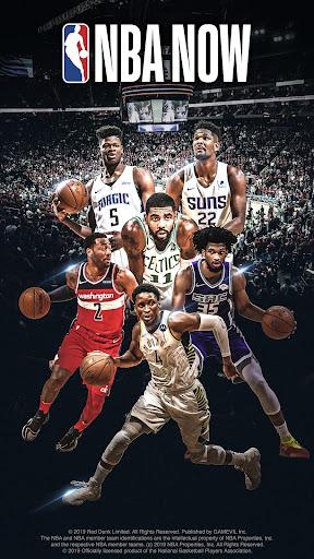 NBA NOW, jeu de basketball sur mobile  captures d'écran 1