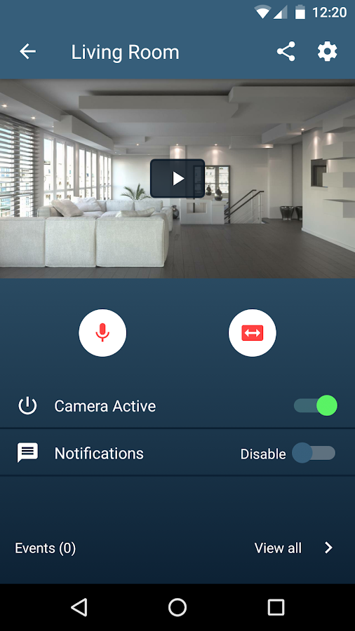 bosch smart camera android apps on google play. Black Bedroom Furniture Sets. Home Design Ideas