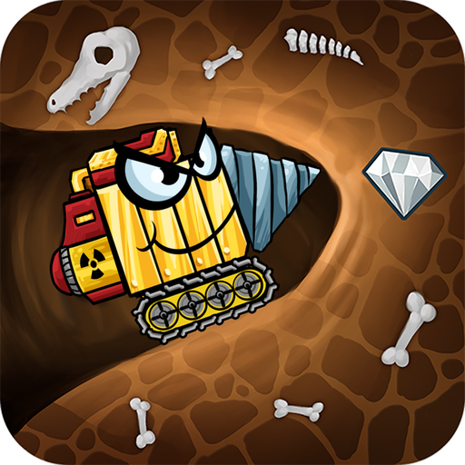 Download Digger Machine: dig and find minerals