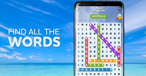 Word Search Quest apkpoly screenshots 9