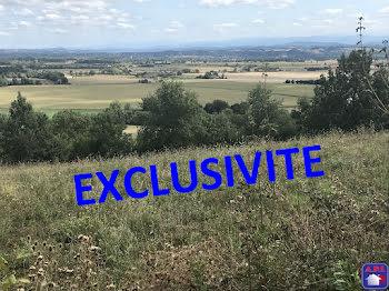 terrain à Le Fousseret (31)