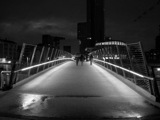 Milano di notte di MarcoGiacomin