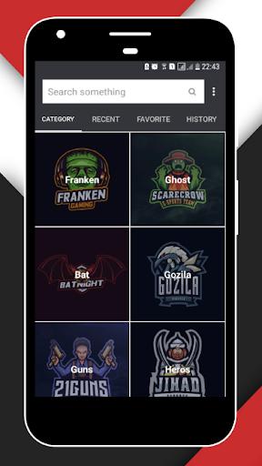 Gaming Logo Design Ideas eSport 2020 2.1 screenshots 4