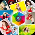 Collage Maker 2021 : Photo Grid Maker icon