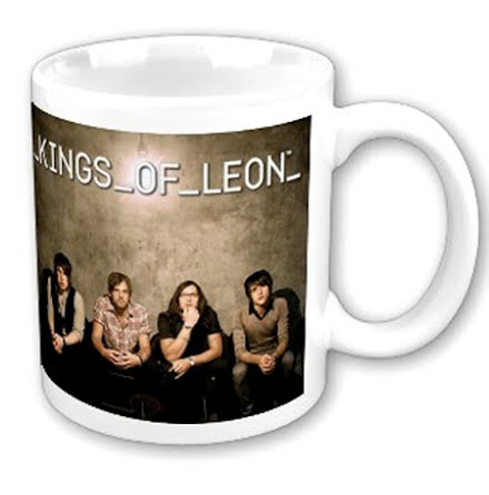 Kings Of Leon - Band - Mug