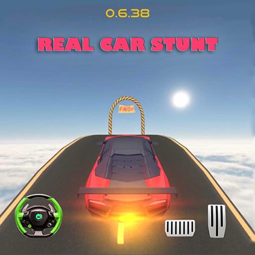 Real Car Stunt - Lamborghini