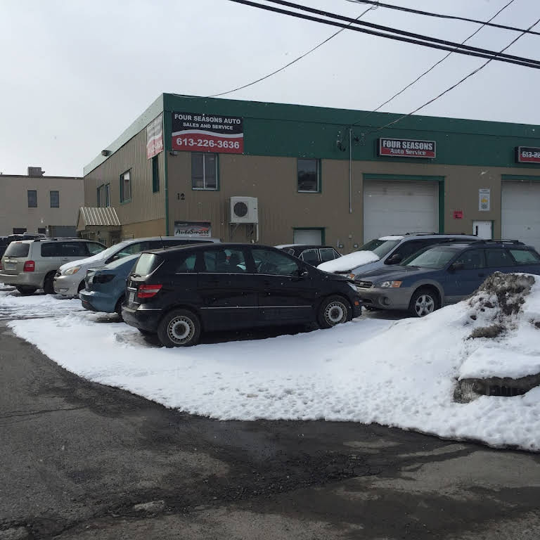 Four Seasons Auto >> Four Seasons Auto Service Vehicle Repair Shop In Nepean