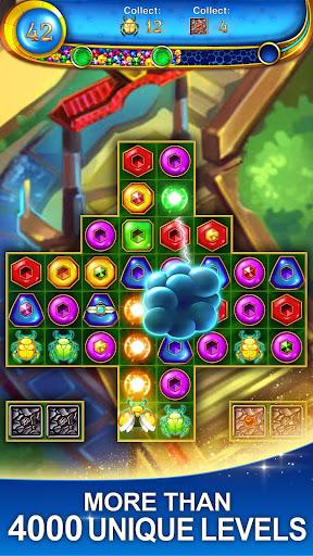 Lost Jewels - Match 3 Puzzle 2.125 screenshots 3