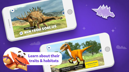 Orboot Dino AR by PlayShifu android2mod screenshots 3
